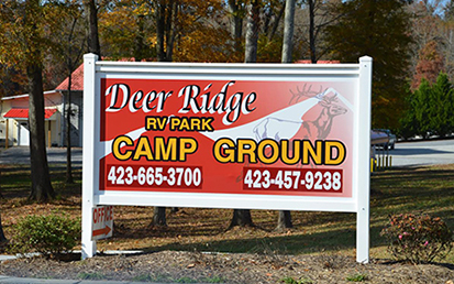 Deer Ridge RV Park Near Wacker, Lonza, Olin, and Resolute. Offering Propane Gas Onsite.